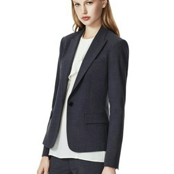 09f3d57ad2f5 Theory Jackets & Coats | Gabe B 2 Urban Blazer | Poshmark